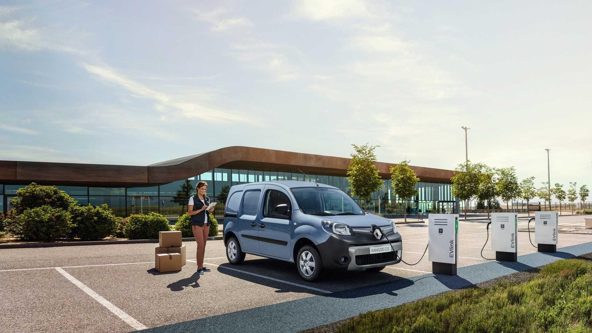 Top 5 Best Selling Electric Vans In Europe In H1 2019