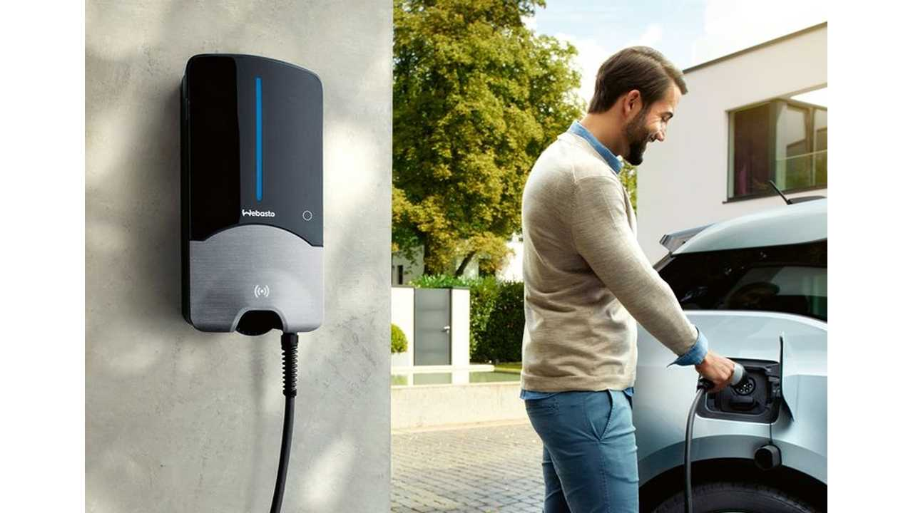 Webasto Becomes Newest Entry In Charging Market With Family Of Level 2 EVSEs