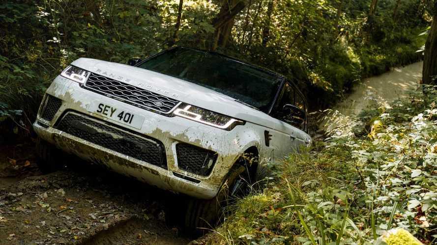 2018 Range Rover Sport PHEV Revealed