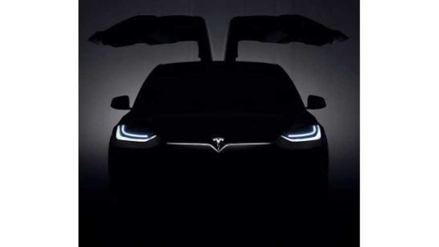 BREAKING: EPA Rates Tesla Model X Range - 90D 257 Miles, P90D 250 Miles
