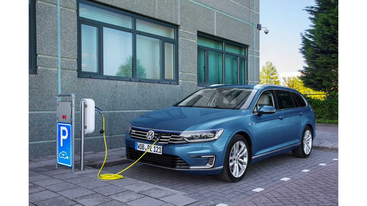 Volkswagen Passat GTE Now Available For Immediate Delivery At Dealerships Nationwide In Germany