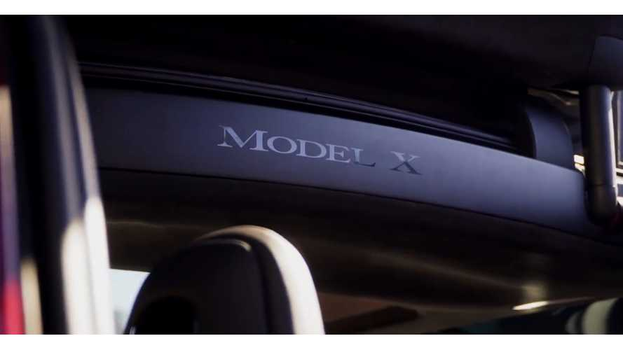 Tesla Model X Signature Presentation - Video