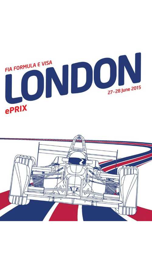 Formula E Race Results - London Race One (Spoiler Alert w/videos)