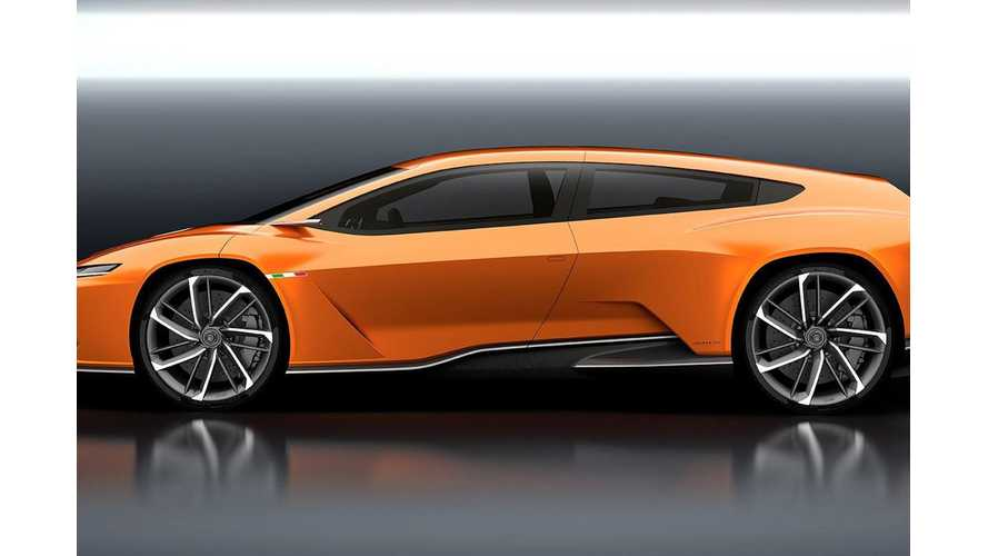 Italdesign GTZero Electric Supercar With 311-Mile Range Revealed in Geneva
