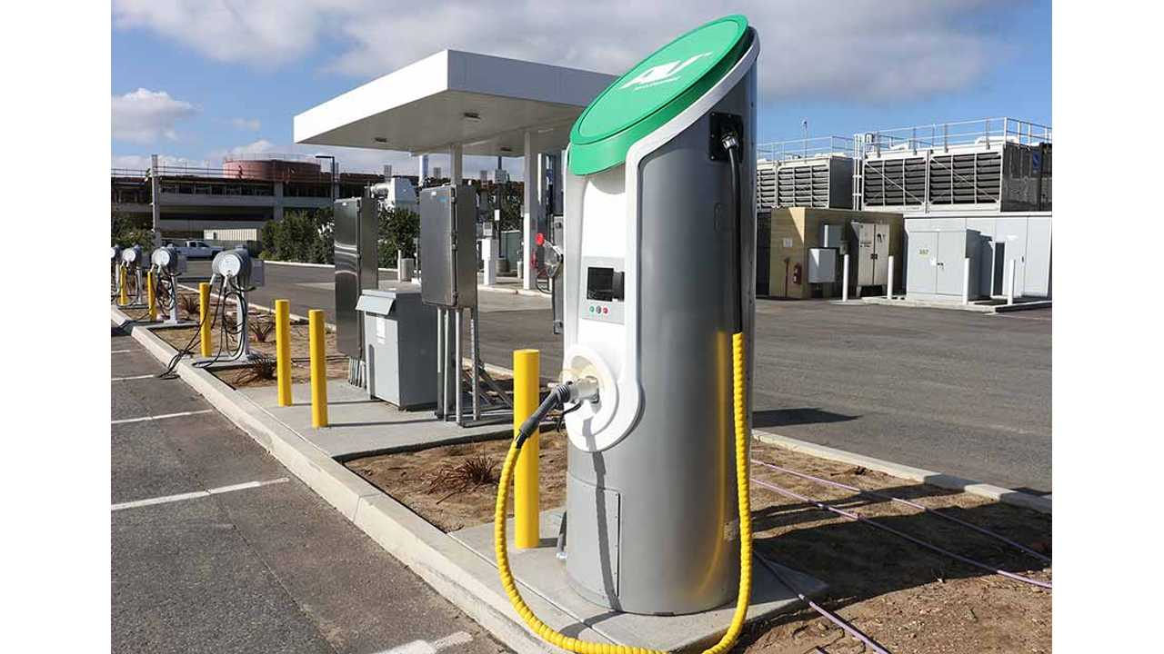 UC San Diego & EVgo Partner On Charging Infrastructure And Energy Storage