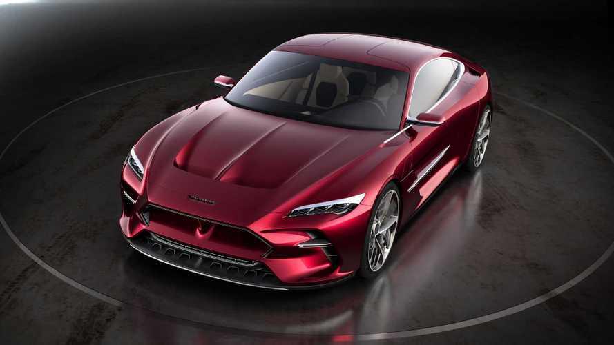 Italdesign DaVinci Concept Electric Car Revealed In Geneva