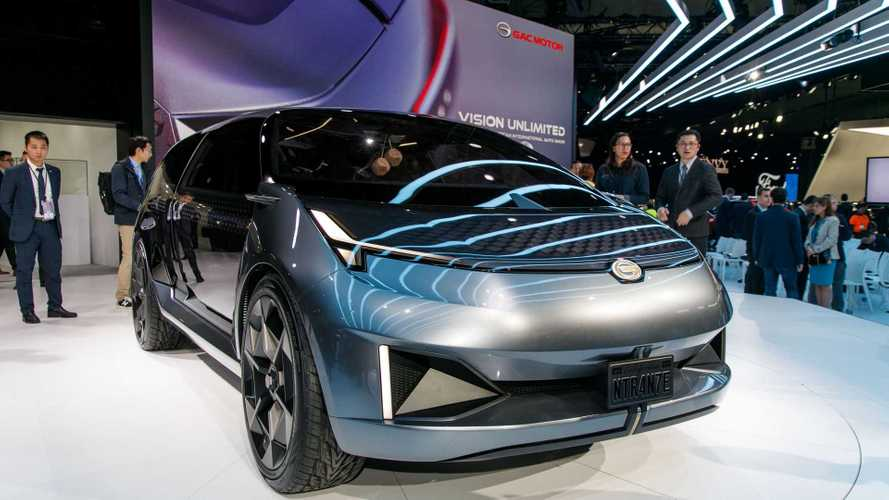 GAC To Roll Out 12 New Aion Electric Cars, Including SUV, MPV