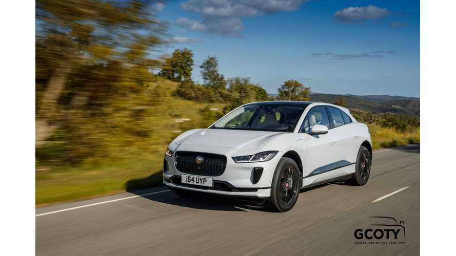 Jaguar Considers All-Electric Future Following I-Pace Success
