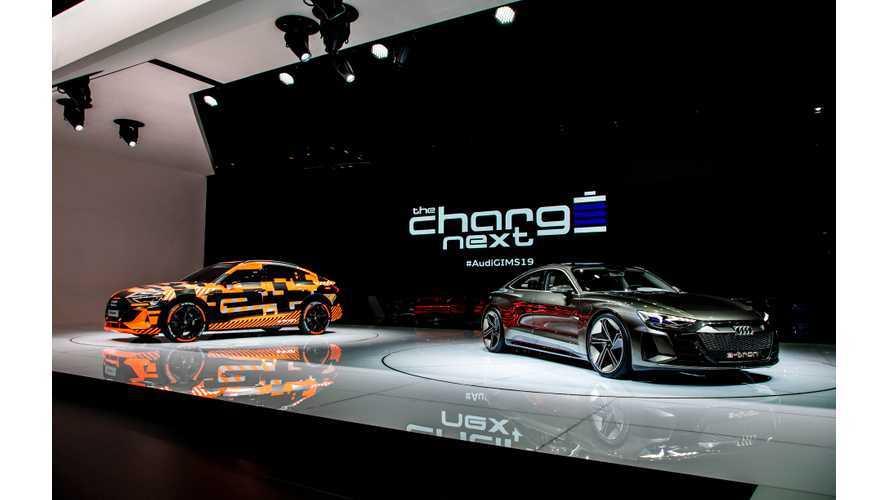 Audi, la strategia per un futuro elettrificato