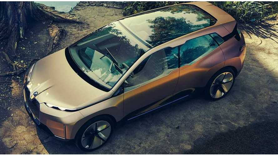 BMW iNEXT Electric Crossover Image 7