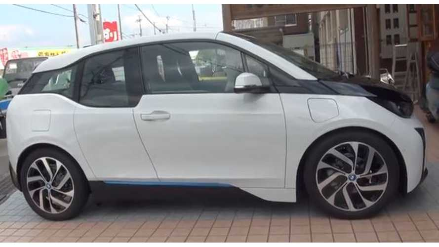 BMW i3 REx In Japan - Video