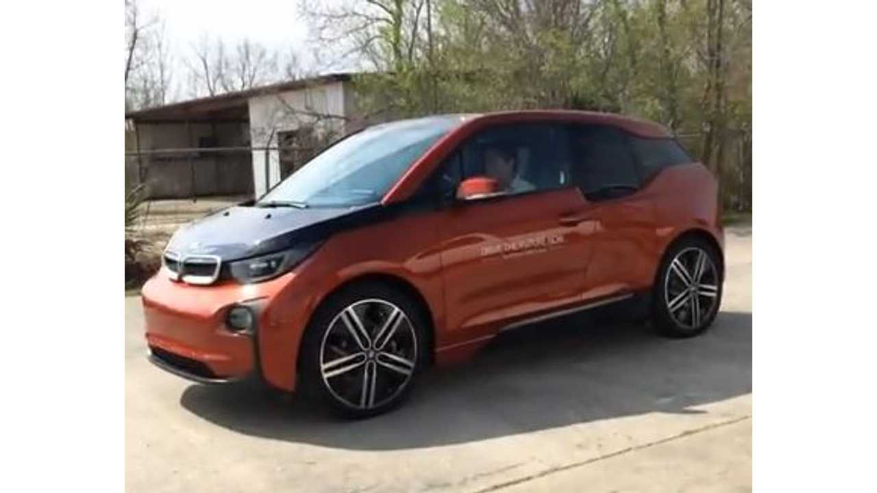 Rumormill: BMW Working On Fuel Cell i3