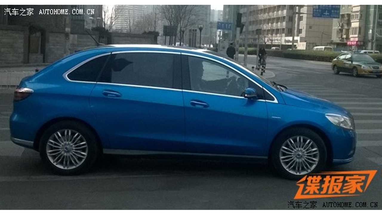 First DENZA Spotted On Streets Of Beijing