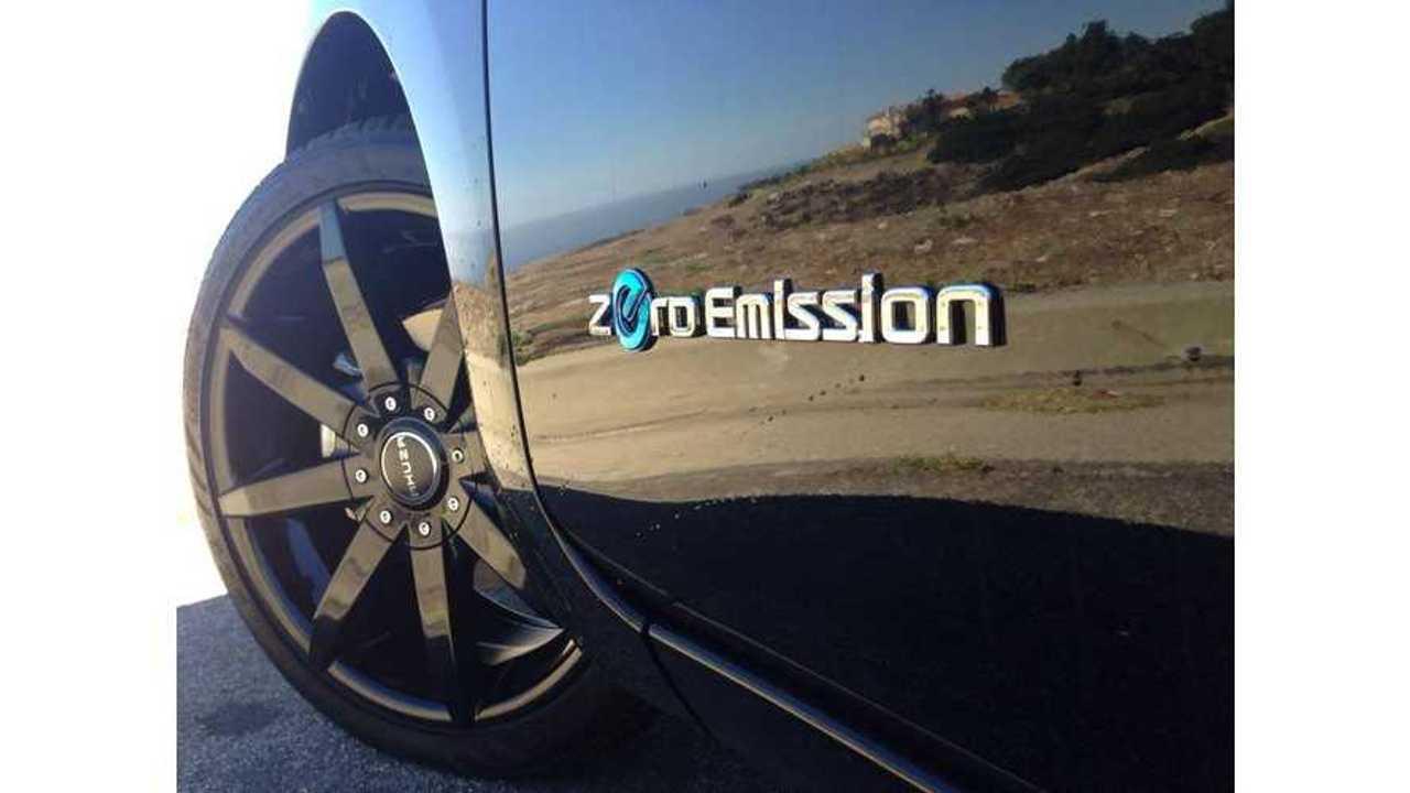 Nissan LEAF Reduced CO2 Emissions By 214 Million Kilograms
