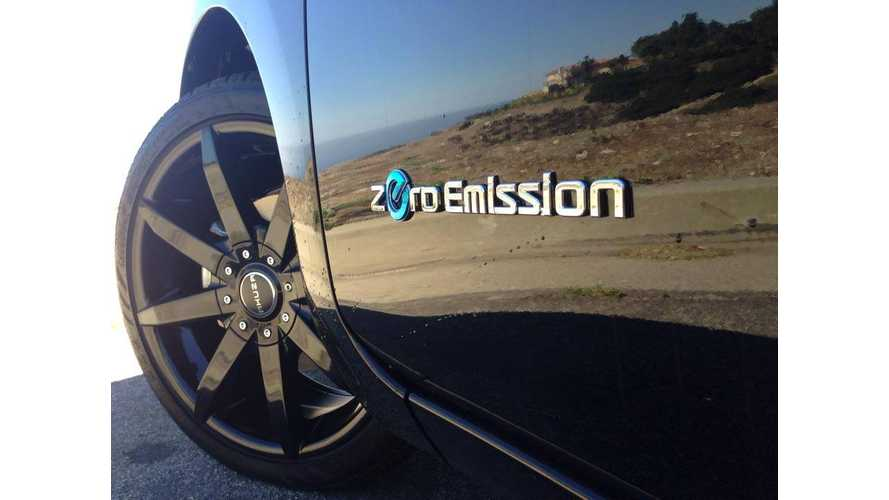 Nissan LEAF Reduced CO2 Emissions By 214 Million Kilograms