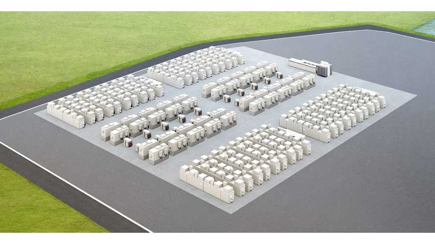 Toshiba Will Supply Japan's Largest Battery Energy Storage System