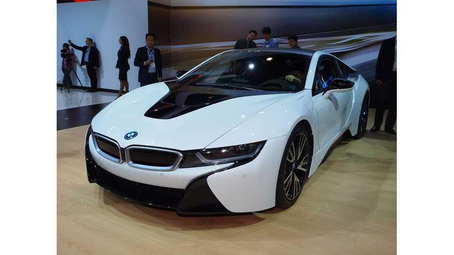 Alex On Autos Test Drives & Reviews BMW i8 - Videos
