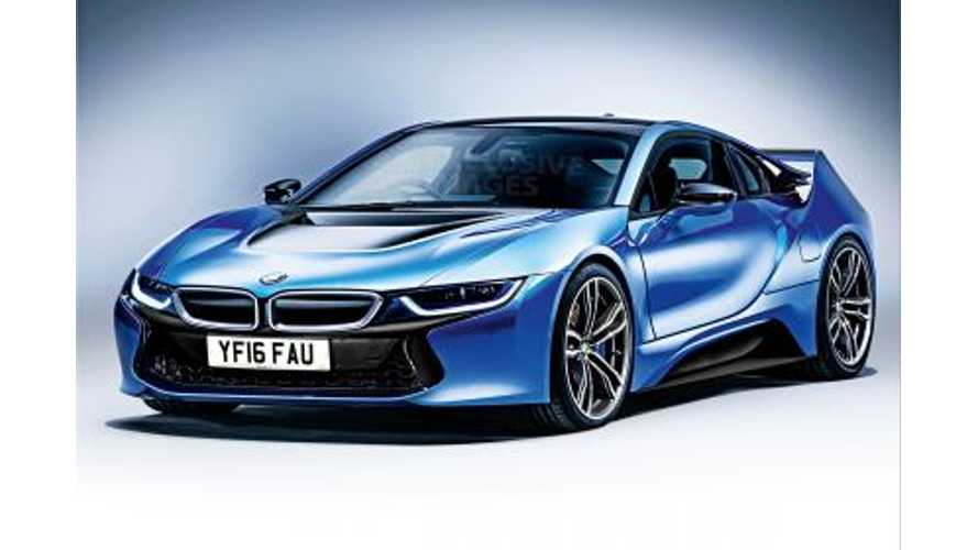 Hardcore BMW i8 In The Works?