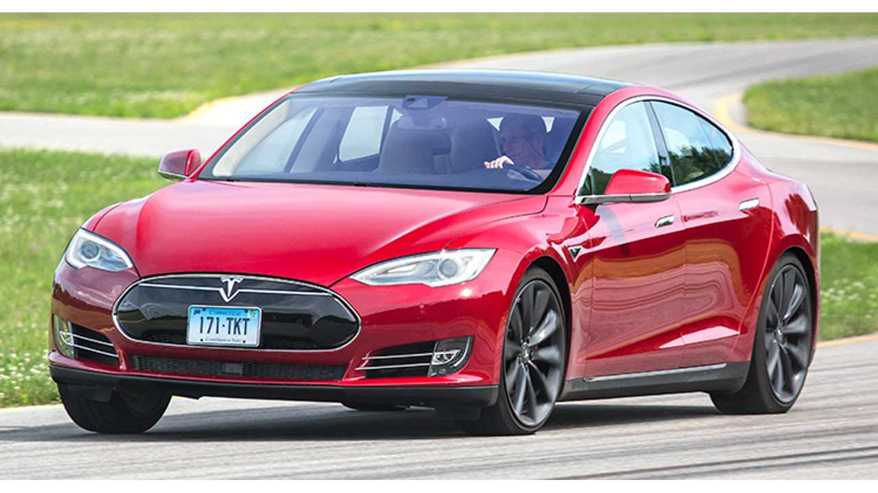 Tesla Model S Grabs #1 & #2 Spot On Consumer Reports'