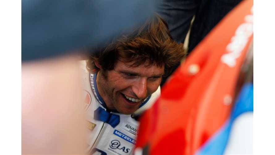 Guy Martin Drops Best EV Quote of the Day