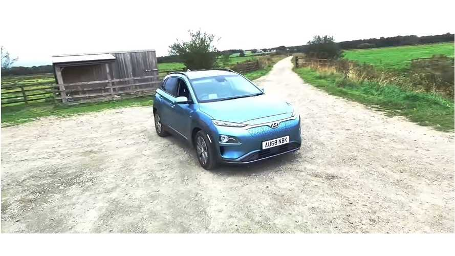 "This Hyundai Kona Electric Review Claims ""It's Amazing"""