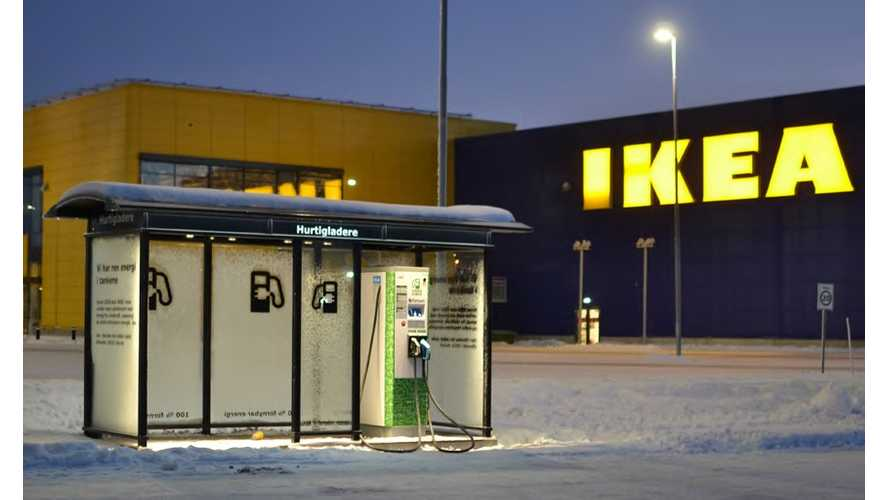 IKEA Plans For Zero-Emission Last-Mile Deliveries