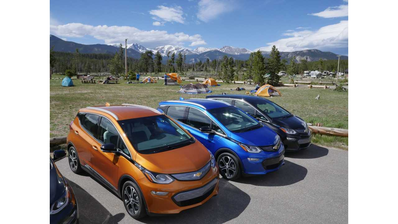 GM's Future Rides On The Chevrolet Bolt