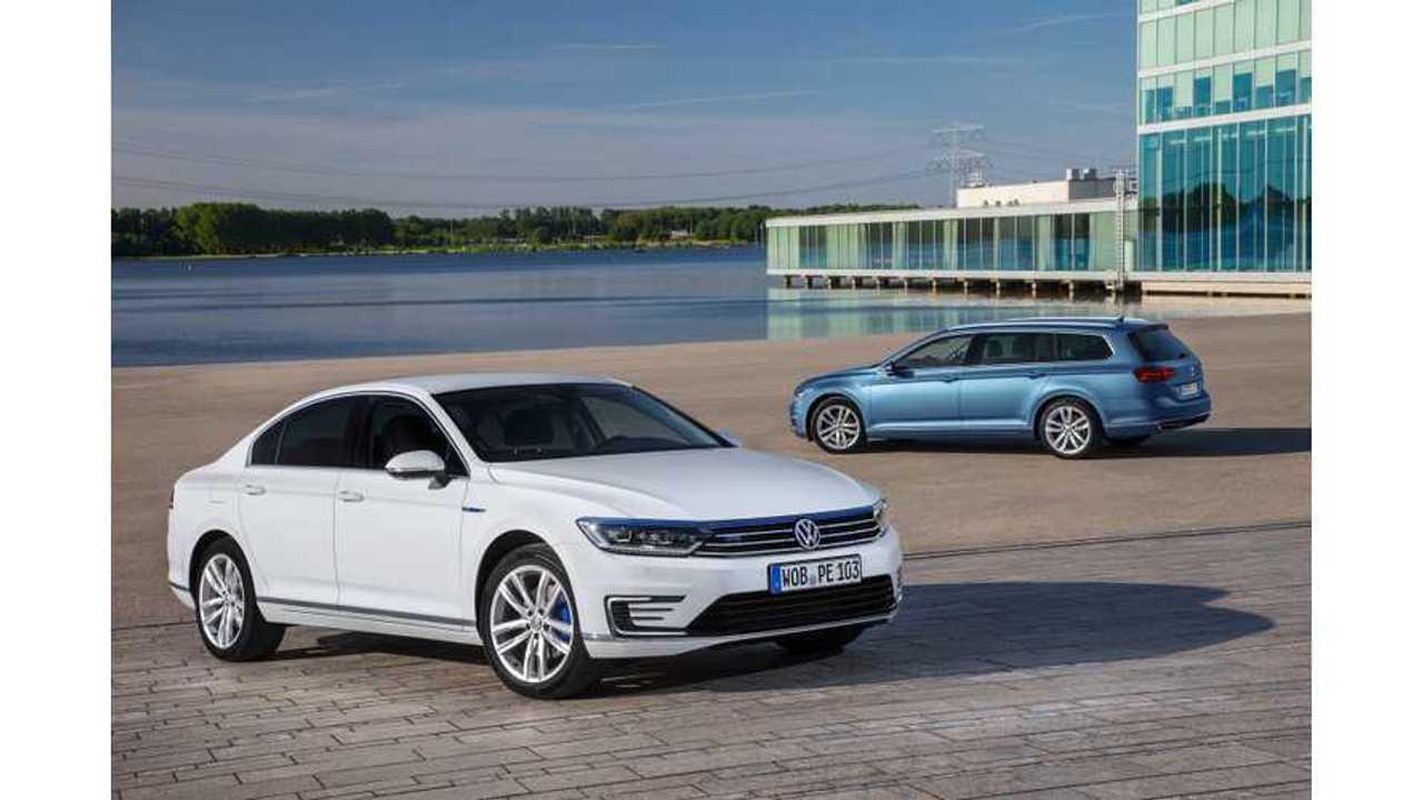 Volkswagen Passat GTE Launches In Europe