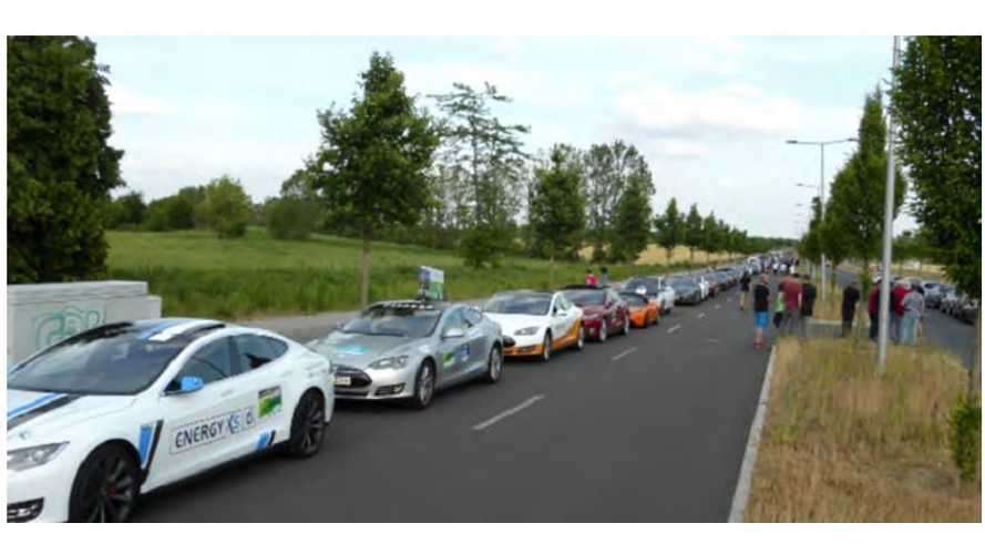 WAVE 2015 - First-Hand Account From European Electric Car Rally