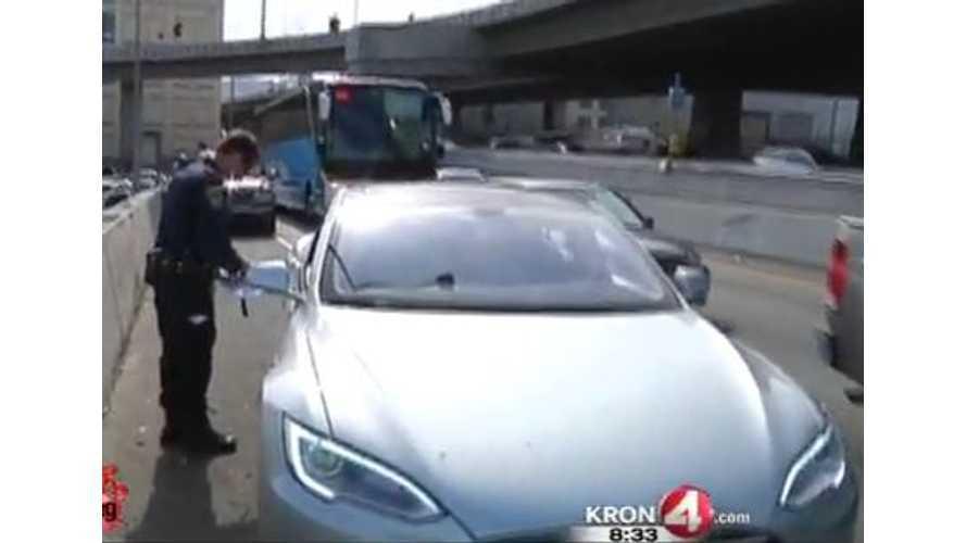 San Francisco Carpool Lane Crackdown (w/video)