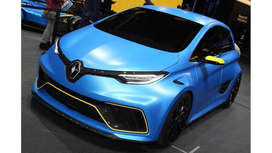 El Renault Clio R.S. podría ser reemplazado por el ZOE R.S.