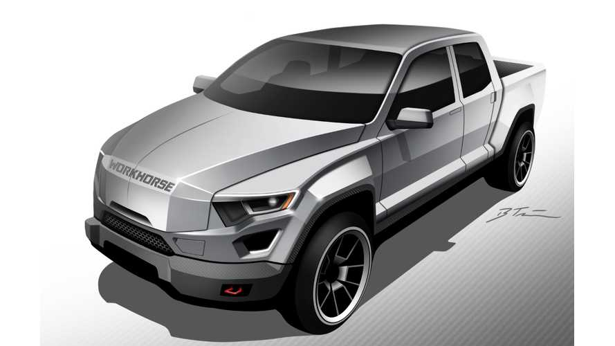 Workhorse W-15 Plug-In Electric Pickup Trucks Headed To SCPPA