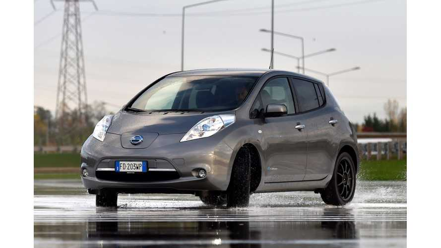 Oklahoma Gas & Electric Offers Customers $10,000 Off On Nissan LEAF