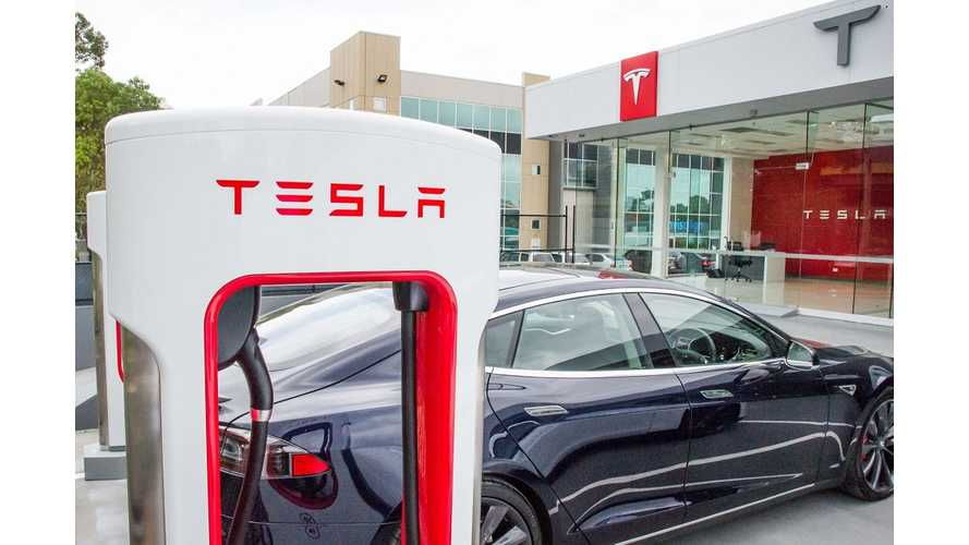 Tesla Has Russian Expansion Plans