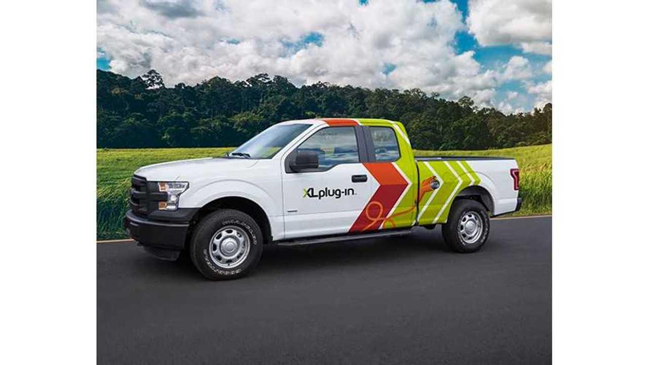 Ford F-150 Pickup Truck PHEV By XL Hybrids