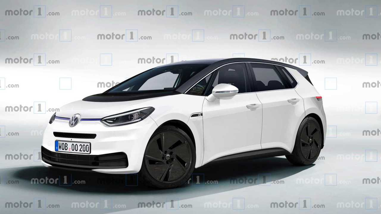 VW's I.D. Family Of Electric Cars Will Welcome Many Entry-Level Variants