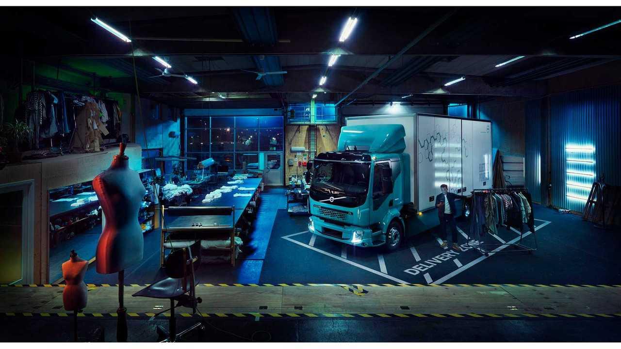 Volvo To Begin Sales Of Battery Electric Trucks In U.S. In 2020