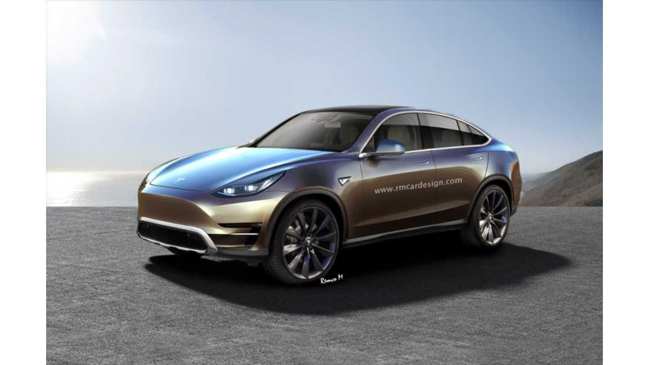 Why Rush Tesla Model 3? Because Model Y...