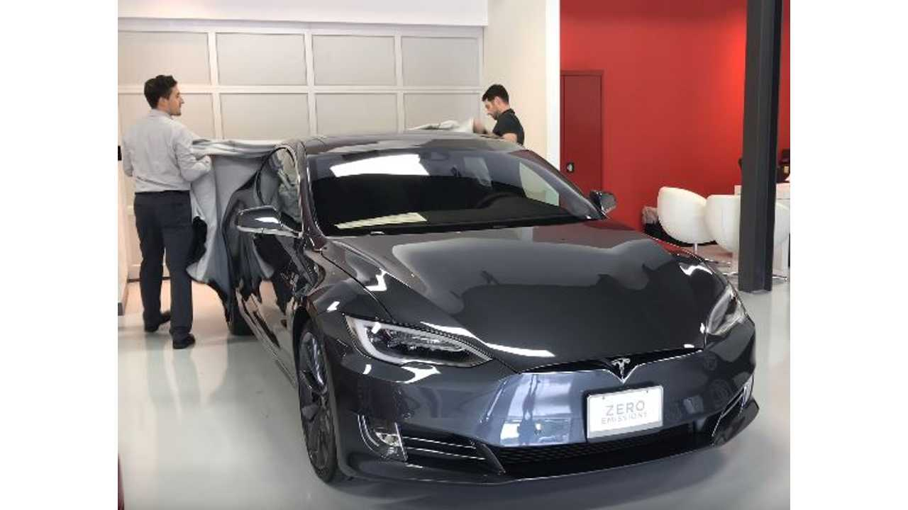 First-Hand Experience With A Tesla Model S - Awesome, But Definitely Not Perfect - Video