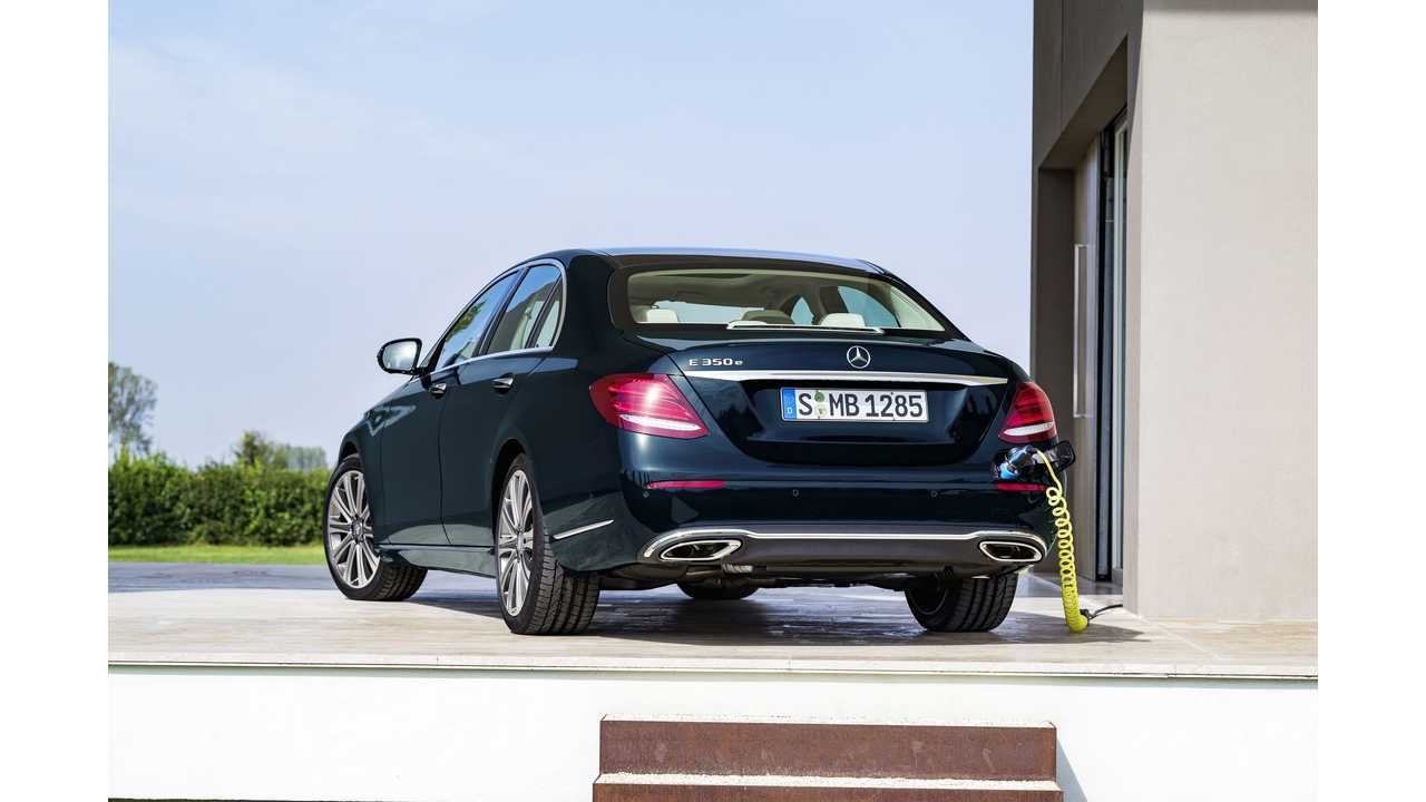 Mercedes Axes Several Current PHEVs To Ready Next-Gen Versions