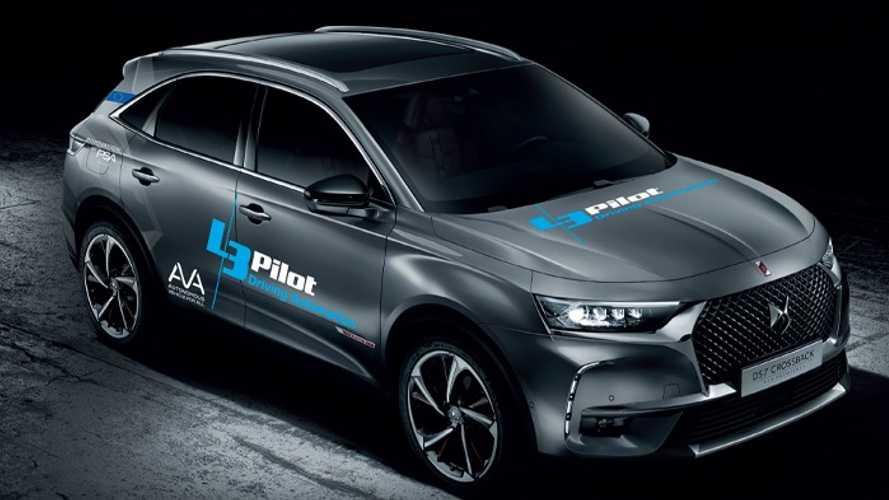 PSA quiere incorporar la conducción autónoma de nivel 3