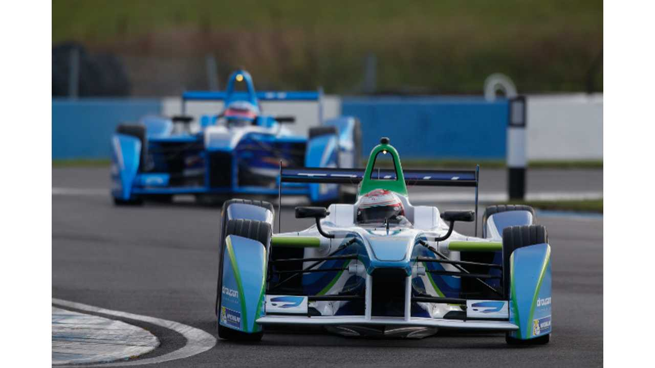 Both Nissan & BMW Show Interest In Joining Formula E