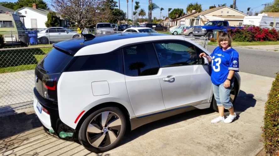 Driving 312 Electric Miles In BMW i3 In One Day