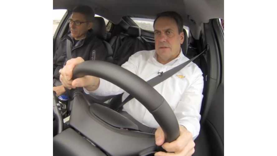 2016 Chevrolet Volt Video Discusses NVH, Driving Dynamics & More