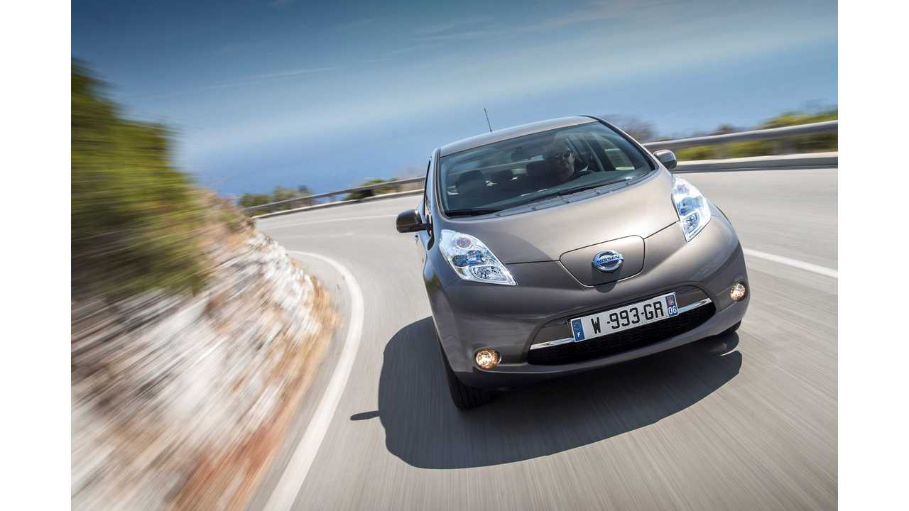 Used Nissan LEAFs Aren't Retaining Value As Dealers Had Expected