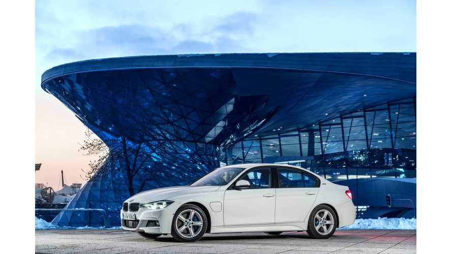 Car And Driver Tests The BMW 330e, Is It Worth The Extra Money?