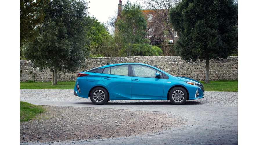 Price/Range Comparison Of Plug-In Hybrid Cars Available In U.S.