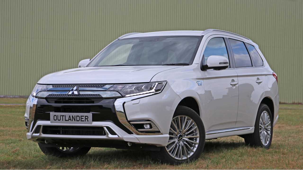 Mitsubishi Cries Foul Over End Of Grant In UK: Outlander PHEV Sales