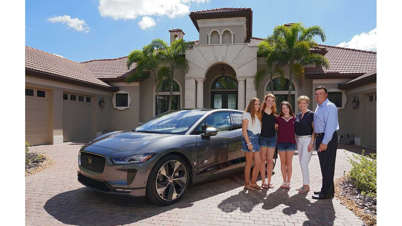 Jaguar Delivers First I-PACE In U.S. - Owner Not A Fan Of Tesla's Style