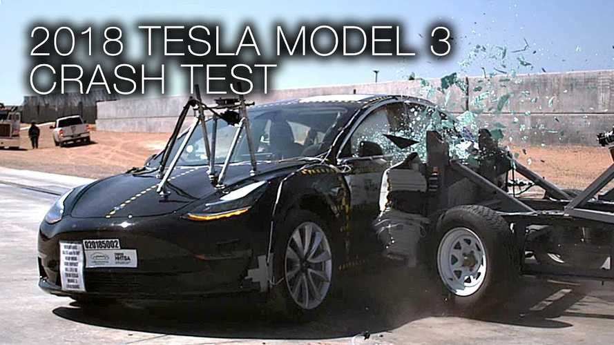Despite NHTSA Objections, Tesla Is Right To Claim Model 3 Is Safest